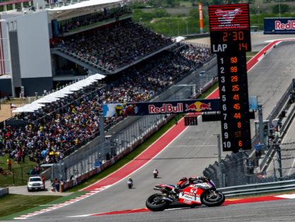 MotoGP: Гран-При Америк уже на старте!