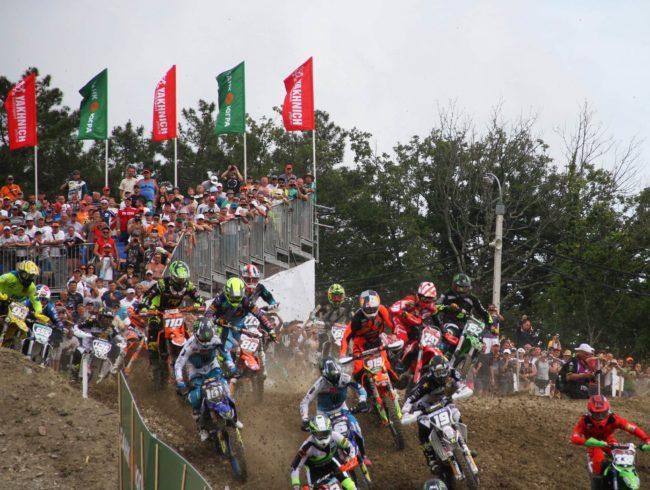 MXGP of Russia: Первый день Чемпионата мира по мотокроссу завершился в Краснодарском крае.
