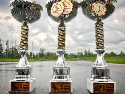 Супермото: Атлеты Яхнич Моторспорт на подиуме в трёх дисциплинах!