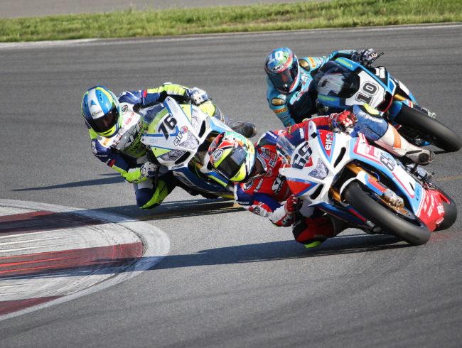 Атлеты Яхнич Моторспорт на первом этапе чемпионата RSBK в Нижнем Новгороде!