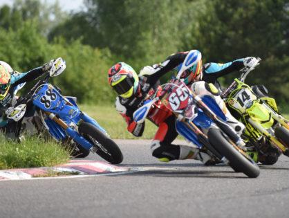 Третий этап чемпионата Супермото в Белгороде - в субботу и воскресенье!