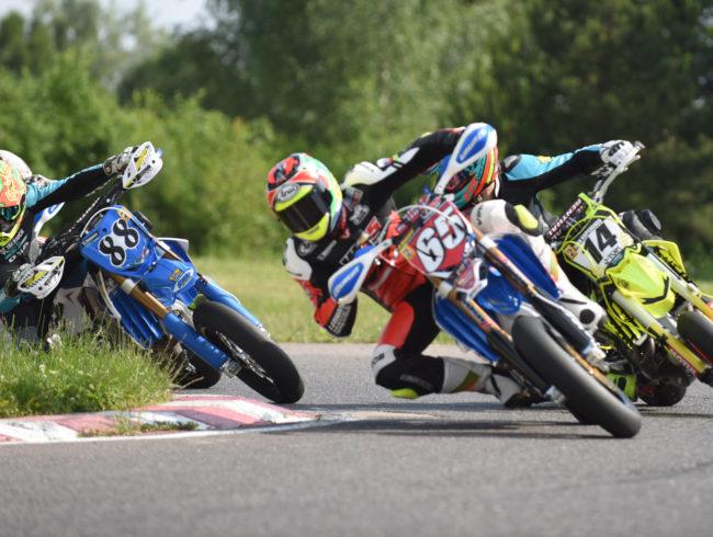 Третий этап чемпионата Супермото в Белгороде – в субботу и воскресенье!