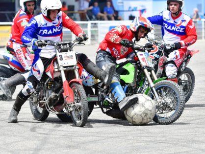 Чемпионат Европы по мотоболу в Коврове! Жаркая неделя с 6 по 12 августа!