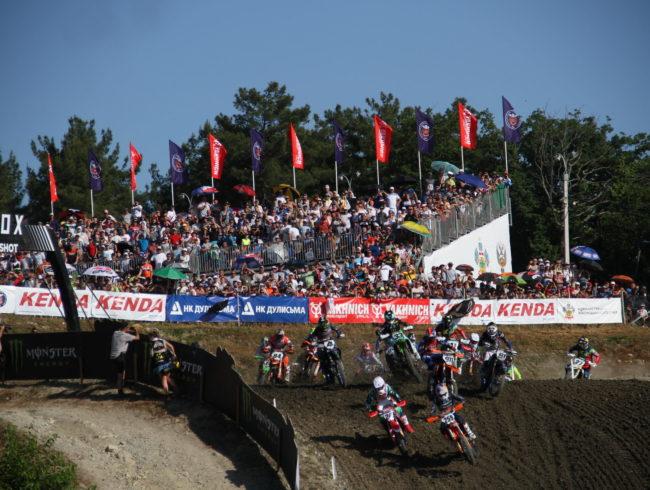 Экстремально жаркие выходные Гран-При России по мотокроссу прошли в Краснодарском крае!