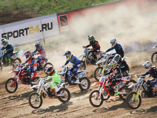 Новая трасса для Суперкросса встречает этап чемпионата России в Каменске-Уральском 7-8 августа!